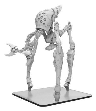 Deimos-9 – Monsterpocalypse Martian Menace Monster (resin)